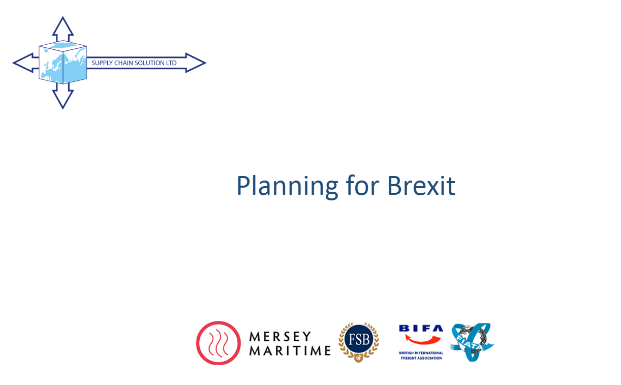 Planning for a Hard Brexit