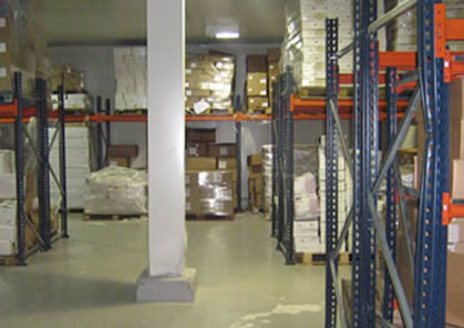 supply chain solution kildare warehouse image two
